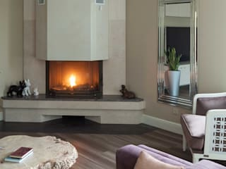 Living room by Natalia Iksanova,