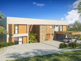 Residência de montanha . IM . Pedra Azul - ES . BRASIL por Carlos Eduardo de Lacerda Arquitetura e Planejamento Moderno