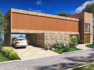 Residência de campo. CE . Pedra Azul - ES . Brasil por Carlos Eduardo de Lacerda Arquitetura e Planejamento Moderno