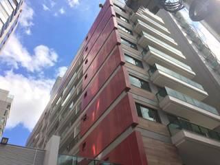 Prédio Residêncial Blue Hope . Vitória - ES . Brasil por Carlos Eduardo de Lacerda Arquitetura e Planejamento Moderno