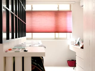 MSBT 幔室布緹 Windows & doors Curtains & drapes Textile Red