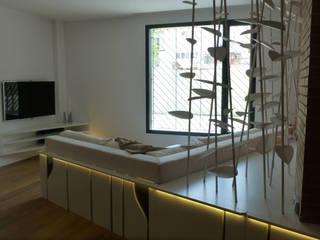 Loft Sucre A2: Spa de estilo  de ESTUDIO DE CREACIÓN JOSEP CANO, S.L.,