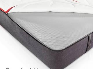 Colchon Morfeo, desenfundable: Dormitorios de estilo  de Colchón Morfeo. El mejor colchón para tu descanso.