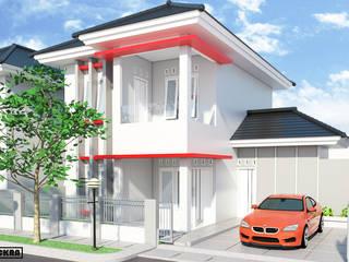 Desain Fasad dan Interior :   by Rangga Cakra