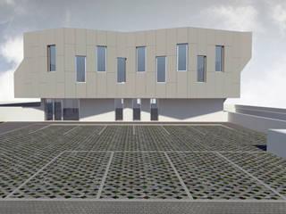 Lar da Capela: Casas  por FR Arquitetura e Engenharia,Moderno