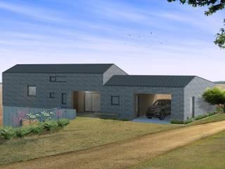 (주)건축사사무소 더함 / ThEPLus Architects Casa di legno