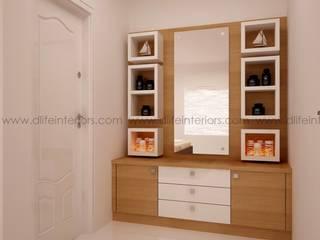 BEDROOM INTERIOR DESIGN DLIFE Home Interiors BedroomDressing tables
