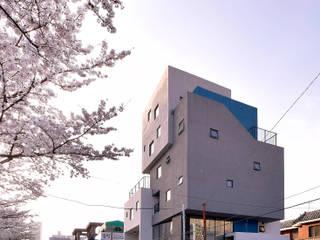 VIEWBOX-부산다운건축상 은상: 아익 건축의  다가구 주택
