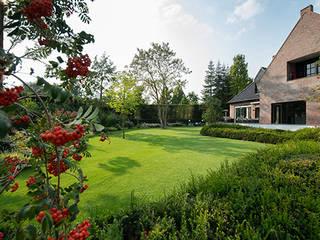 Ontwerp wellnesstuin Kaatsheuvel Moderne tuinen van Studio REDD exclusieve tuinen Modern