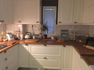 contry mutfak.. Kuşadası ed mimarlık Klasik