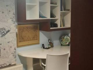 ed mimarlık – Deniz hanımın evi:  tarz Erkek çocuk yatak odası