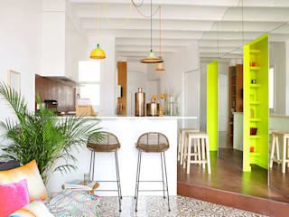 Miel Arquitectos Kitchen