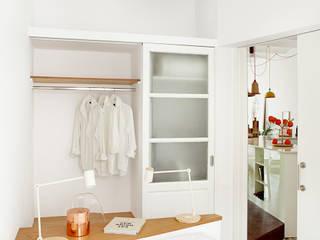 Bedroom by Miel Arquitectos, Mediterranean
