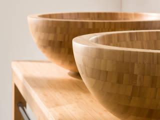 Lineabeta BathroomSinks Bambu