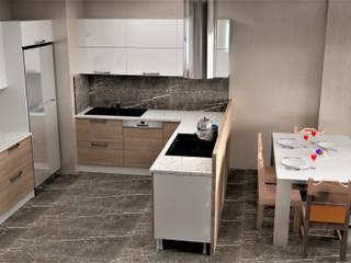 Çağdaş beyin mutfak tasarımı ed mimarlık