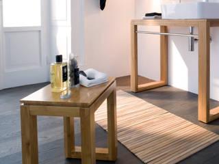 Lineabeta BathroomShelves Bambu