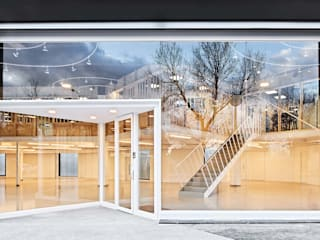 Miel Arquitectos Offices & stores