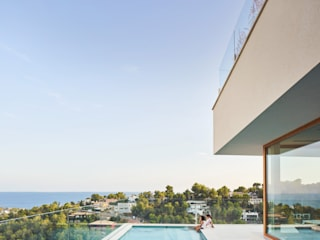 Pool by Miel Arquitectos