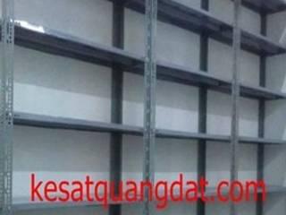 Kệ Hồ Sơ Tài Liệu Kệ Sắt Quang Đạt Tòa nhà văn phòng