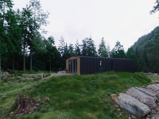 Модульный деревянный дом 53 кв.м от Module dom Скандинавский