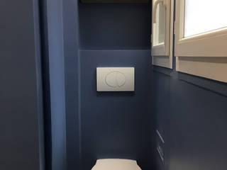 Salle de bain Issy Salle de bain moderne par Deux et un Moderne