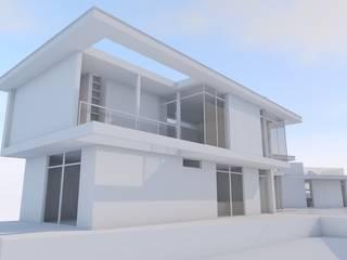 Moderne Häuser von EnTRE+ Modern