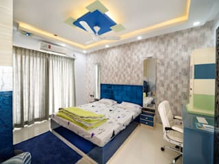 RESIDENTIAL PROJECT 2 Modern style bedroom by Art Home Production Modern