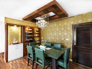 RECENT SHOT DONE FOR ARISTO INDIA:  Dining room by Art Home Photography