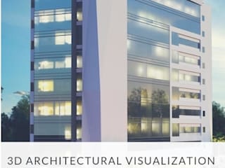 3D Architecture Visualization:   by Rayvat Rendering Studio