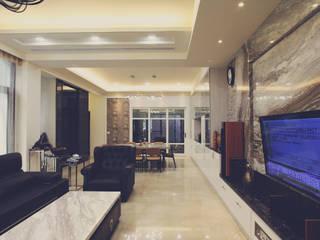 Modern Oturma Odası 奕禾軒 空間規劃 /工程設計 Modern