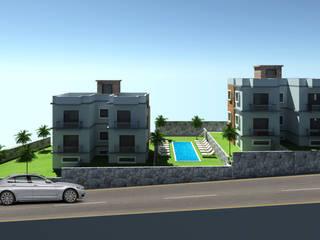 by SKY İç Mimarlık & Mimarlık Tasarım Stüdyosu Modern