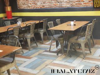 İmalatçıyız Lider KARACA Cafe Masa Sandalye Mobilya İmalatı İthalat İhracat  – Tolix Kollu ve Compact Masa:  tarz