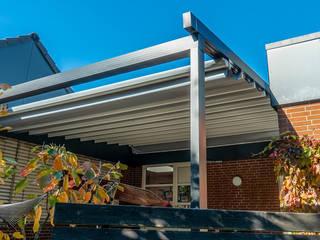 Pina GmbH - Sonnensegel Design Balcone, Veranda & Terrazza in stile moderno