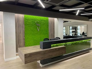 Study/office by AbitoVerde,