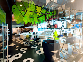AXD Arquitectos Commercial Spaces