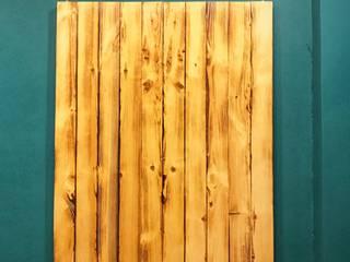 Kavanoz Doğal Ürünler & Baharat Ağaç Dekor Konsept Rustik