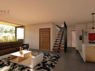 Stairs by GóMEZ arquitectos, Modern