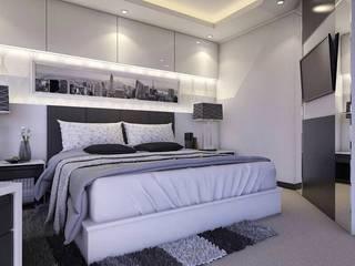 Dormitorios de estilo minimalista de Maxx Details Minimalista