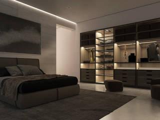 Renderings von Schlafzimmern von Vizua® - Plattform für 3D-Designer