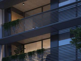 Renderings (Exterieur) Architektur von Vizua® - Plattform für 3D-Designer