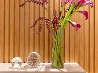 Salon de style  par ARQUITETURA - Camila Fleck,