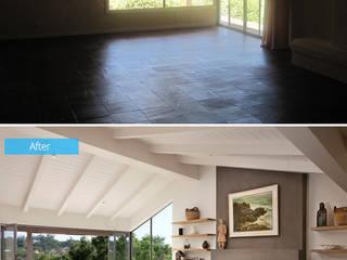 Hình ảnh trước và sau khi sữa chữu ngôi nhà:   by DOLANHA