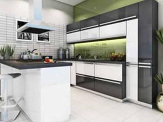 Kitchen Interior Designers in Bangalore:   by Chatoyance Interiors Pvt.Ltd
