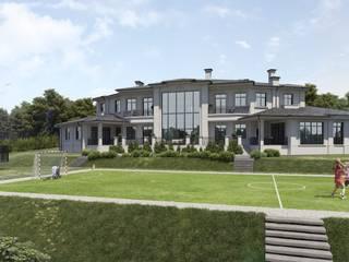 Ривуар_987 кв.м: Дома в . Автор – Vesco Construction