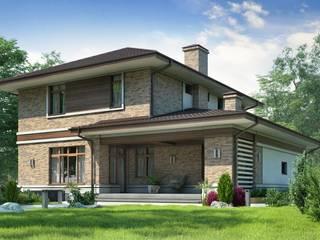 Верден-2_230 кв.м: Дома в . Автор – Vesco Construction