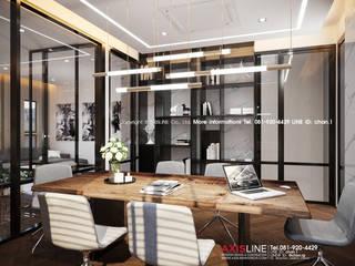 Interior design : ออกแบบตกแต่งภายใน Perspective3D (คุณคุณณัฐธยาน์) :   by บริษัทแอคซิสลาย จำกัด