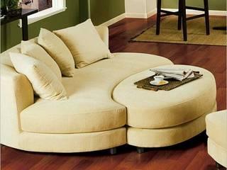 Living room by روزادا مصرية