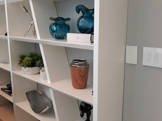 Living room by I9 Tecnologia -  Automação & Home Theater