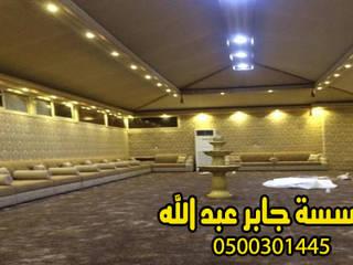 هناجر ومستودعات جابر عبد الله Giardino moderno
