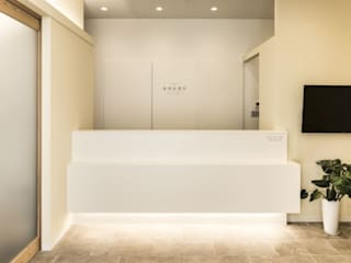 北九州の歯科医院: 井上浩平建築設計事務所が手掛けた医療機関です。,